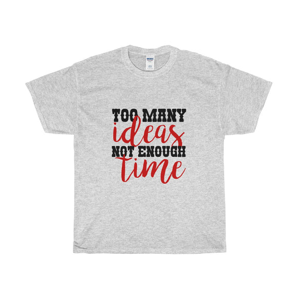 Do What You Love Unisex Heavy Cotton Tee
