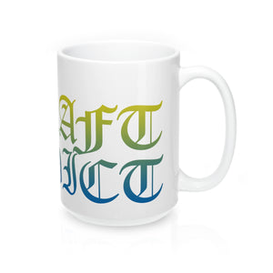 Craft Addict Mug 15oz