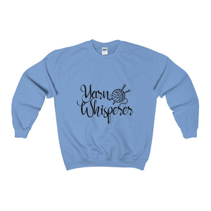 Yarn Whisperer Unisex Heavy Blend™ Crewneck Sweatshirt