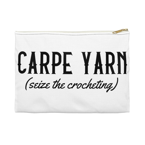 Carpe Yarn Accessory Pouch