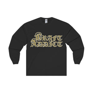 Craft Addict Unisex Long Sleeve Tee