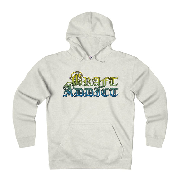 Craft Addict Unisex Heavyweight Fleece Hoodie
