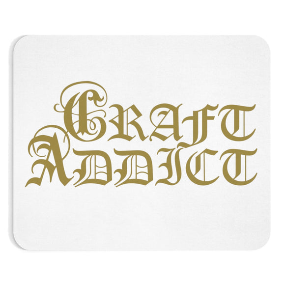 Craft Addict Mousepad