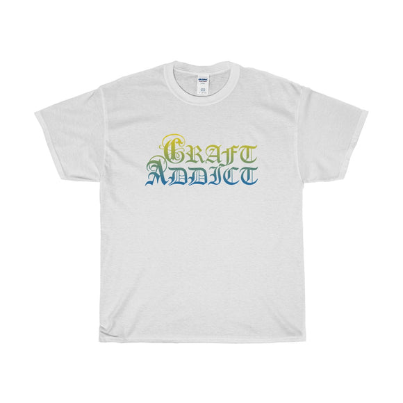 Craft Addict Unisex Heavy Cotton Tee