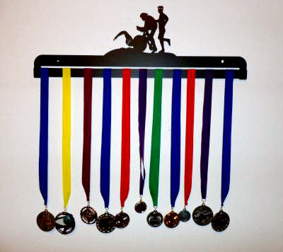 Athletic Ribbon Racks