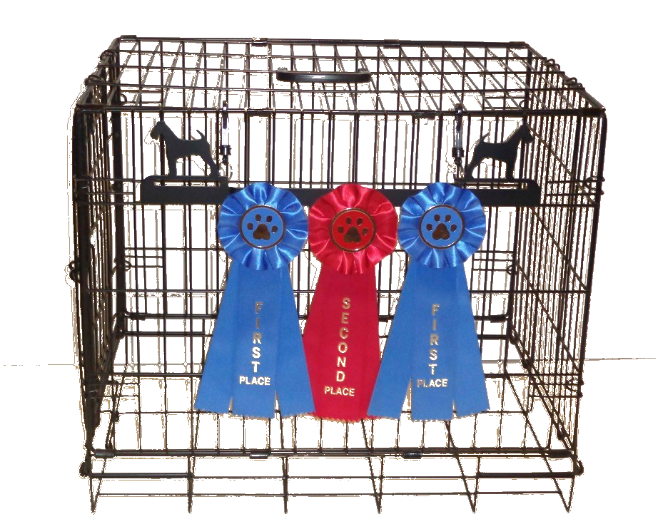 Showoff Ribbon Rack - Airedale