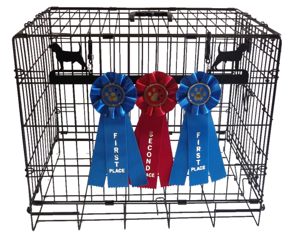 Showoff Ribbon Rack - Beagle - Kennel Rack