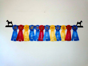 Showoff Ribbon Rack - Airedale - Wall Rack