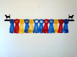 Showoff Ribbon Rack - Bloodhound - Wall Rack