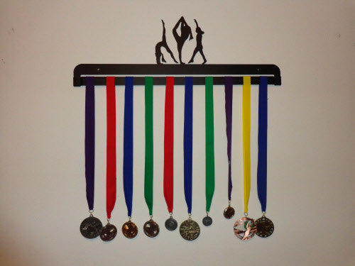 Showoff Ribbon Rack - Cheer/Gymnastics (Large version)