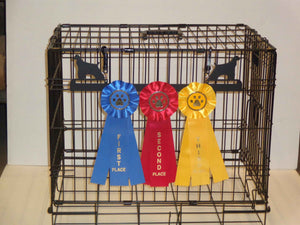 Showoff Ribbon Rack - Cocker Spaniel - Kennel Rack