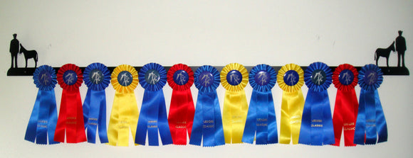 Showoff Ribbon Rack - Miniature Donkey - Wall Rack