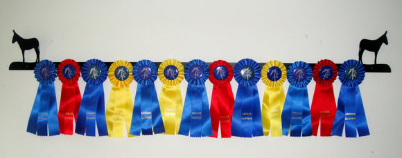 Showoff Ribbon Rack - Donkey - Wall Rack