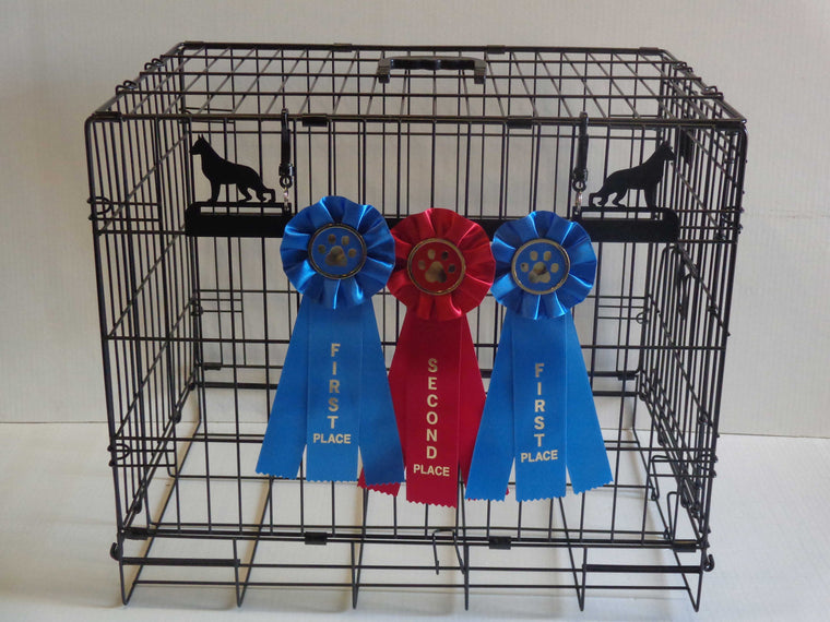 Showoff Ribbon Rack - German Shepherd