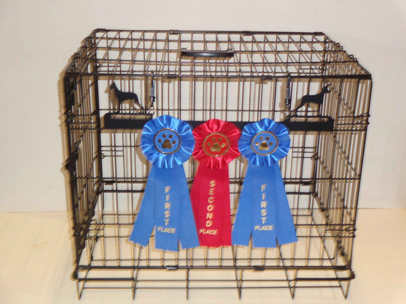 Showoff Ribbon Rack - Great Dane - Kennel Rack