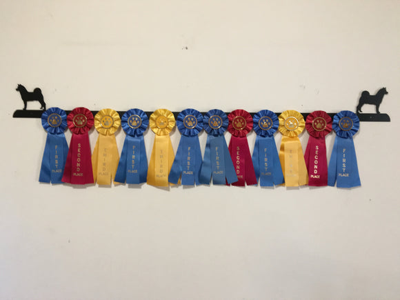 Showoff Ribbon Racks - Akita