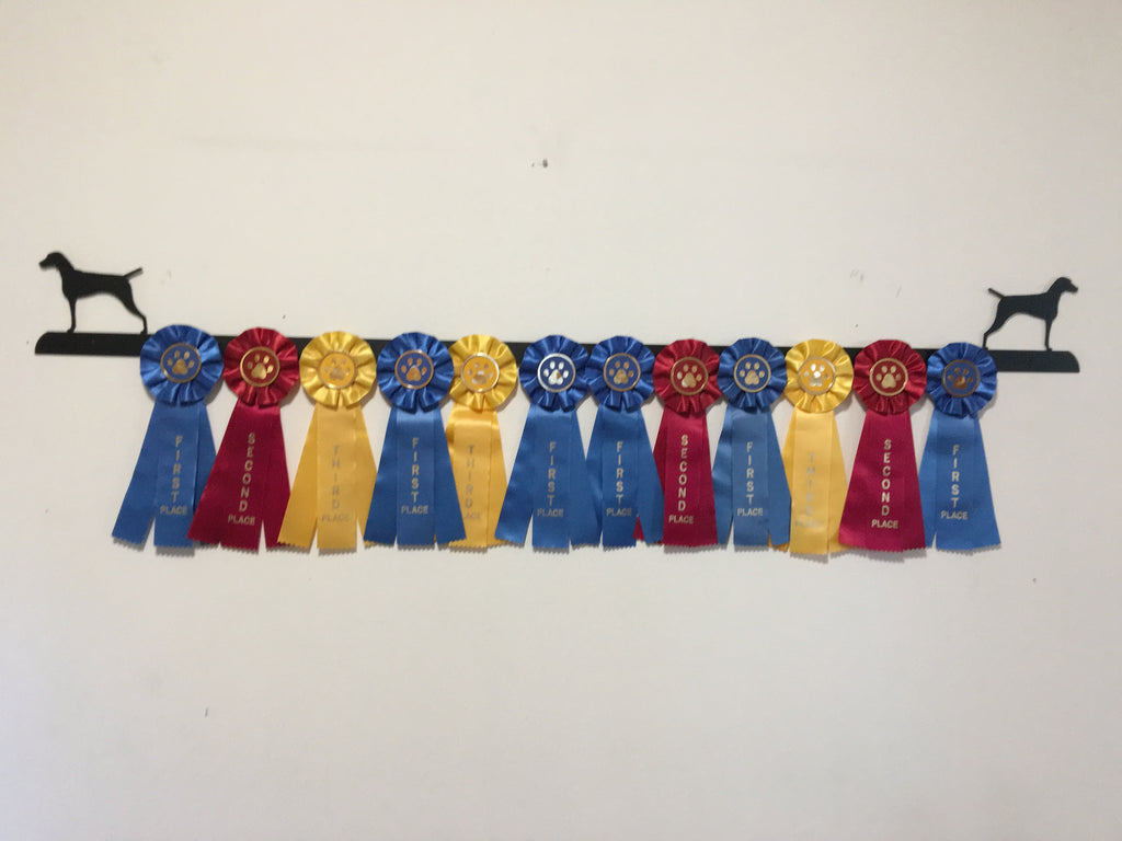 Showoff Ribbon Rack - Vizsla