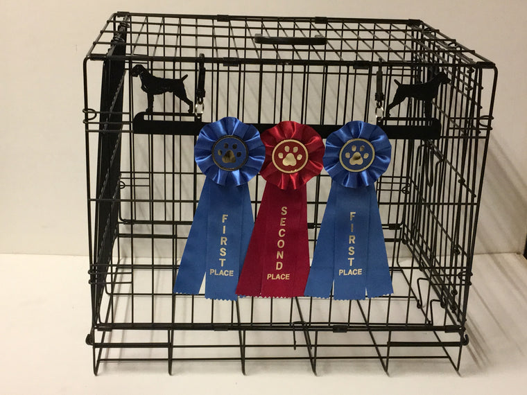 Showoff Ribbon Rack - German Wire Haired Pointer