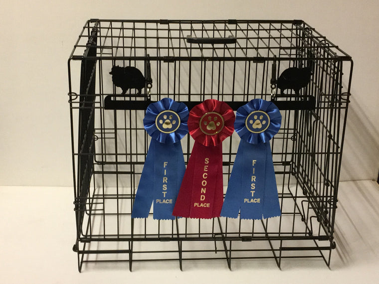 Showoff Ribbon Racks - Pomeranian