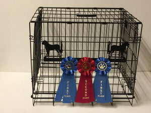 Showoff Ribbon Rack - Mastiff - Kennel Rack