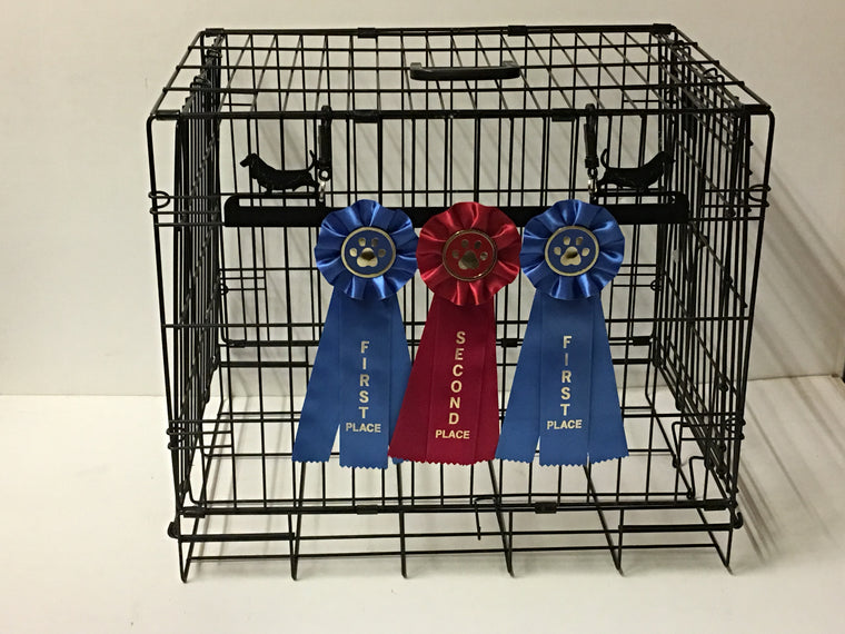 Showoff Ribbon Racks - Basset Hound