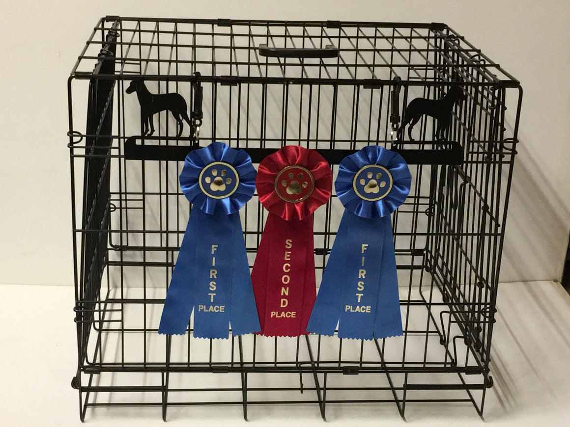Showoff Ribbon Racks - Rhodesian Ridge-Back