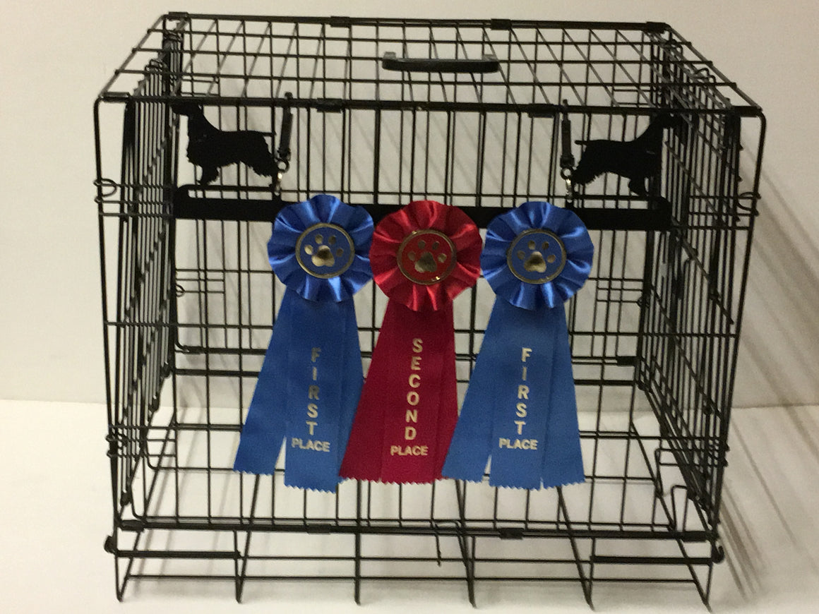 Showoff Ribbon Rack - Springer Spaniel