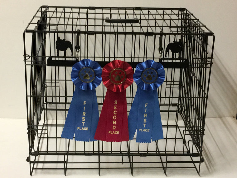 Showoff Ribbon Rack - French Bulldog