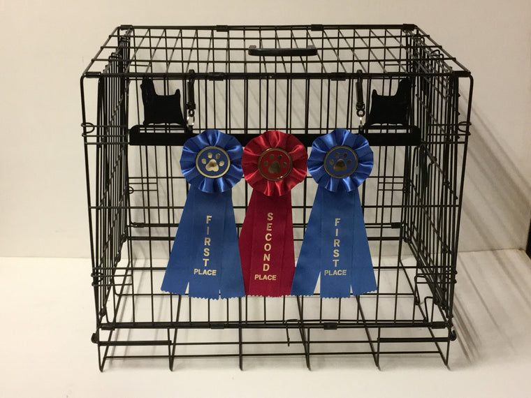 Showoff Ribbon Racks - Yorkshire Terrier
