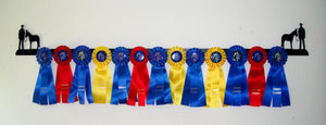 Showoff Ribbon Rack - Miniature Mule - Wall Rack
