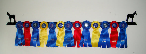 Showoff Ribbon Rack - Mule - Wall Rack