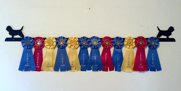 Showoff Ribbon Rack - Petits Bassets Griffon Vendeens - Wall Rack