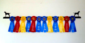Showoff Ribbon Rack - Pointer - Wall Rack