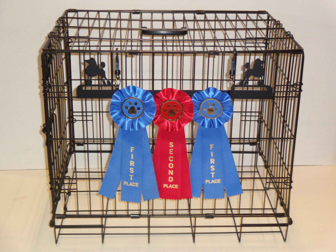 Showoff Ribbon Rack - Poodle