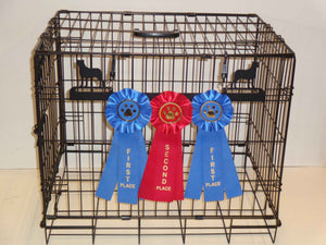 Showoff Ribbon Rack - Rottweiler - Kennel Rack