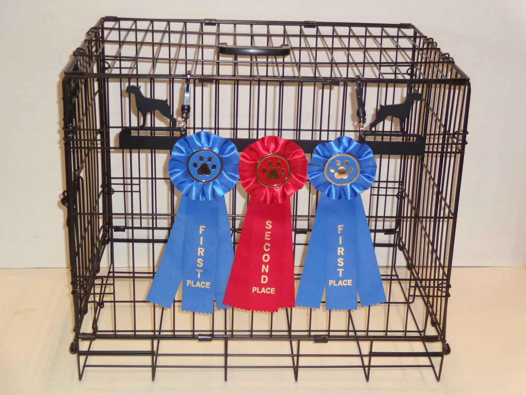 Showoff Ribbon Rack - Schnauzer
