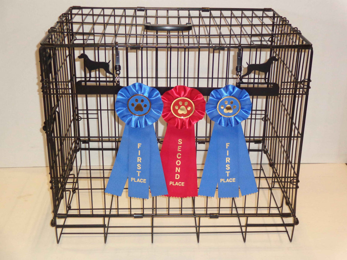 Showoff Ribbon Rack - Weimaraner