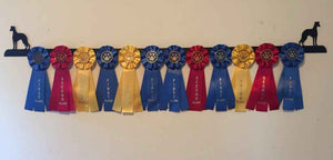 Showoff Ribbon Rack - Whippet