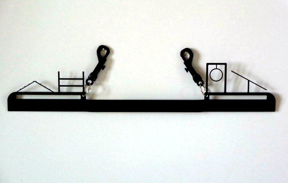 Showoff Ribbon Rack - Agility - Kennel Rack