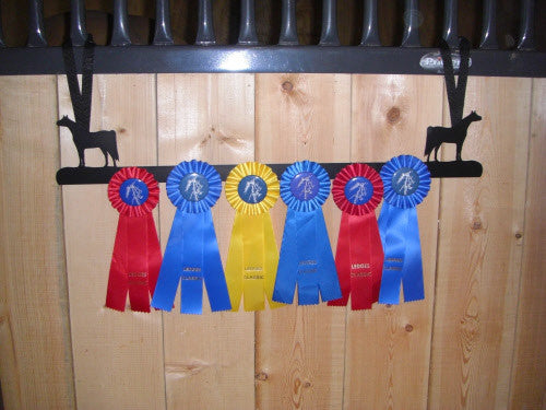 Showoff Ribbon Rack - Arabian - Stall Rack