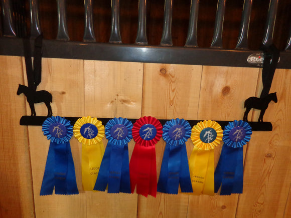 Showoff Ribbon Rack - Belgian - Stall Rack