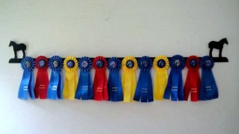 Showoff Ribbon Rack - Belgian - Wall Rack