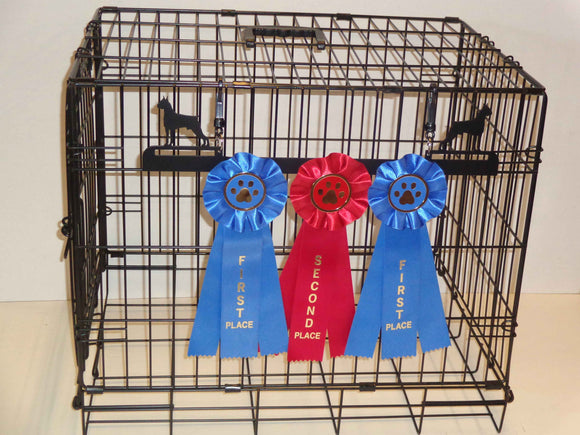 Showoff Ribbon Rack - Boxer - Kennel Rack