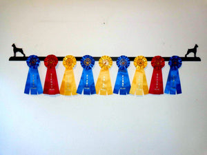 Showoff Ribbon Rack - Boxer - Wall Rack