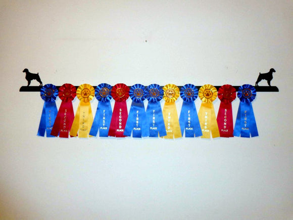Showoff Ribbon Rack - Brittany - Wall Rack