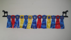 Showoff Ribbon Rack - Clydesdale - Wall Rack