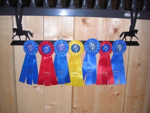 Showoff Ribbon Rack - Dressage