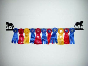 Showoff Ribbon Rack - Fresian - Wall Rack