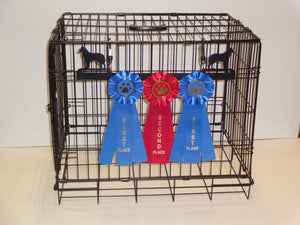 Showoff Ribbon Rack - Husky - Kennel Rack