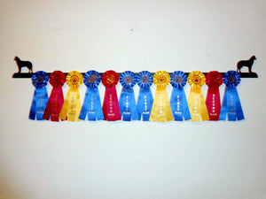 Showoff Ribbon Rack - Husky - Wall Rack